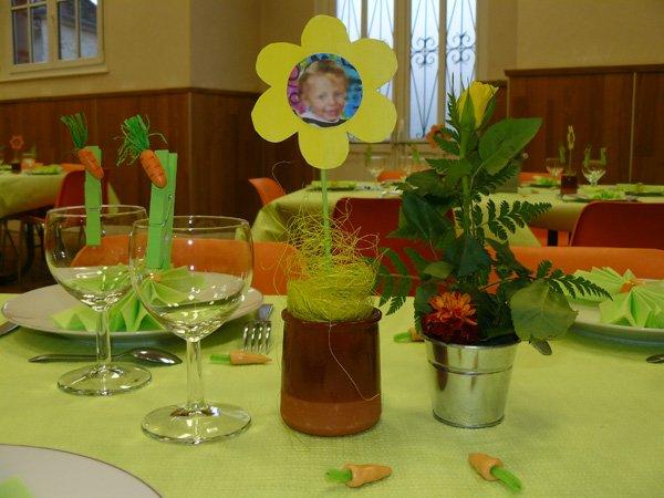 Les bricolages d\'Isa pour la décoration de table