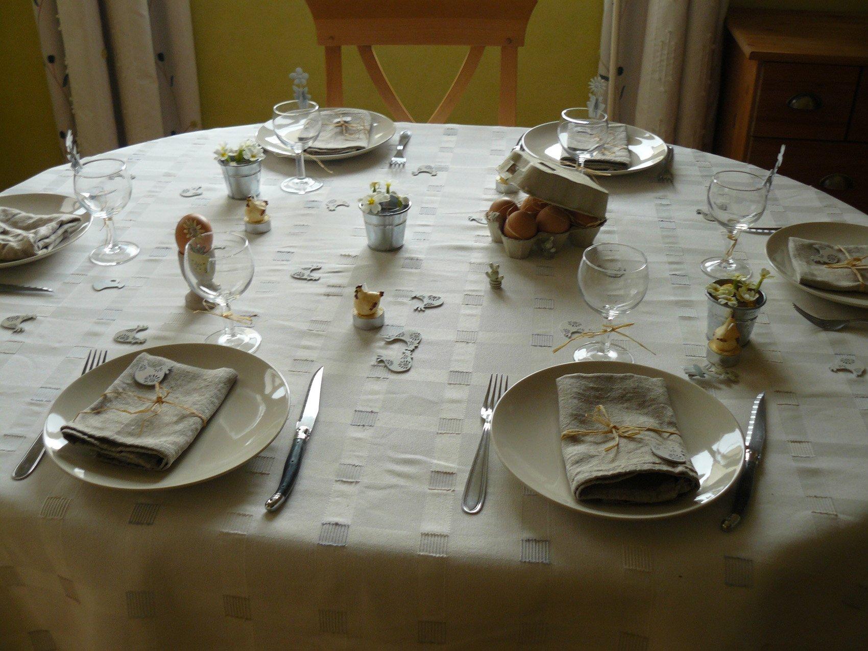 D Coration De Table Les Bricolages D Isa Pour La D Coration De Table